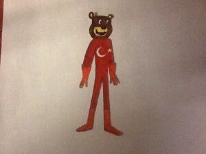 Travis the turkish bear by carltonheroes-d8i5z91