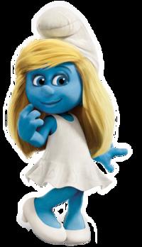 File:Movie Smurfette.png