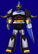 Time Shadow Megazord