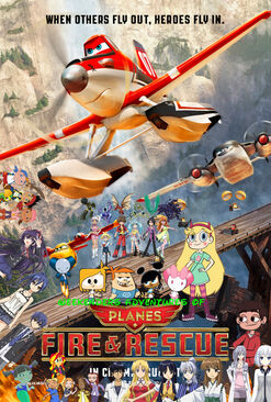 Weekenders Adventures of Planes Fire and Rescue