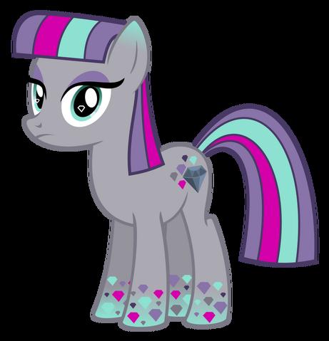 File:Maud Pie Rainbowfied.png