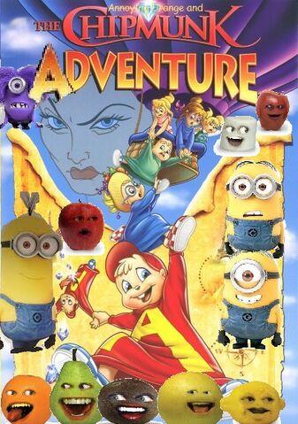 File:Annoying Orange and the Chipmunk Adventure Poster.jpg