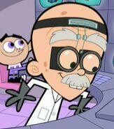 Binky & 2d Prof. Calamatous (Jimmy Timmy Power Hour 2)