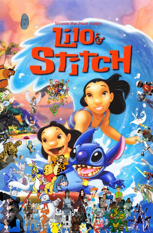 File:Winnie the Pooh meets Lilo and Stitch poster (version 2).jpg