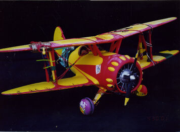 Stuart's Plane