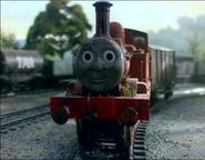 Oliver's original livery