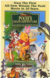 Littlefoot and Pooh's Grand Adventure The Search for Christopher Robin poster