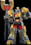 Titano Charge Megazord