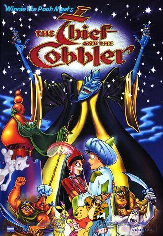 File:Winnie the Pooh Meets The Thief and the Cobbler Poster.jpeg