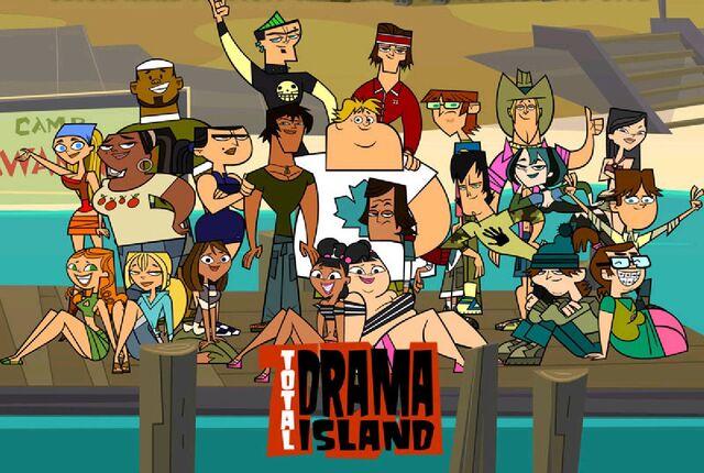File:Total drama island wallpaper by gogeta16a.jpg
