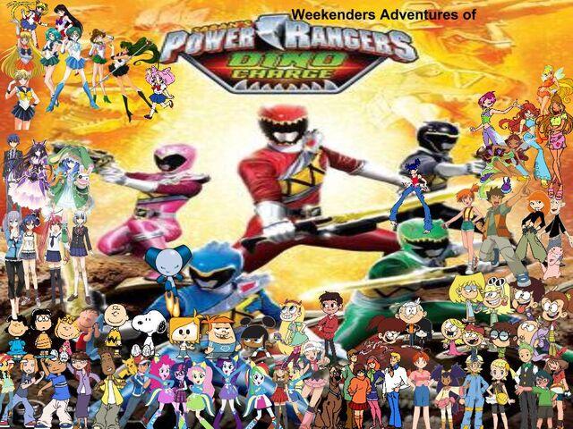 File:Weekenders Adventures of Power Rangers Dino Charge.jpg