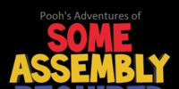 Pooh's Adventures of Some Assembly Required (TV Series)