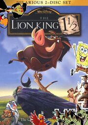 Spongebob's adventures of Lion king full story