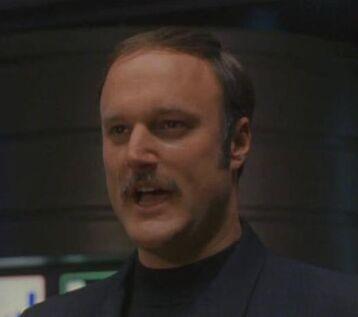 Captain William Mitchell