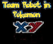 Team Robot In Pokemon XY The Series Logo 2