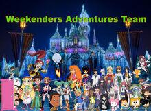 Weekenders Adventures Team-0