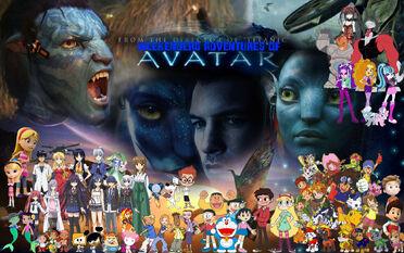 Weekenders Adventures of Avatar