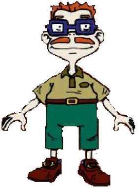 Chas Finster (All Grown Up)
