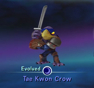 Tae Kwon Crow (Evolved)
