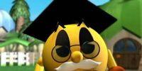 Professor Pac-Man
