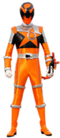 Orange Scorpio Ranger