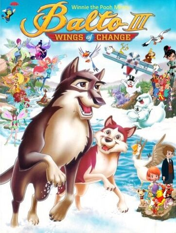 File:Winnie the Pooh Meets Balto III- Wings of Change Poster.jpeg