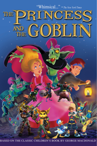File:Sora's Adventures of The Princess and The Goblin Poster.png