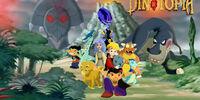 Juniper Lee's Adventures of Dinotopia