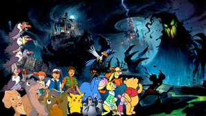Pooh's Adventures of Epic Mickey Poster