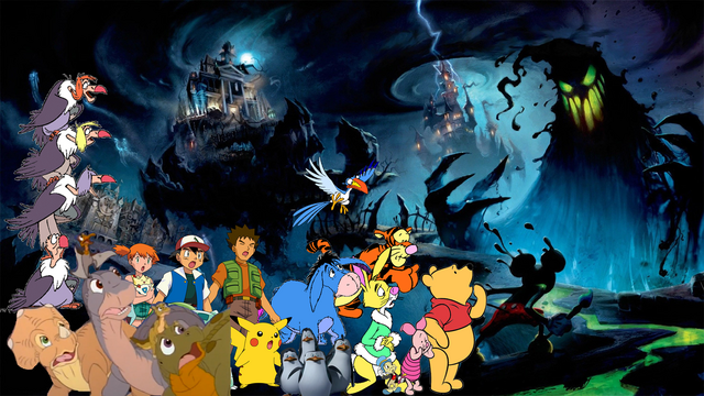 File:Pooh's Adventures of Epic Mickey Poster.png
