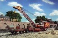 Rocky the crane