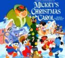 Danny's Adventures of Mickey's Christmas Carol