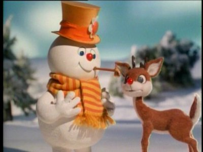 File:Rudolph with Frosty the Snowman.jpg