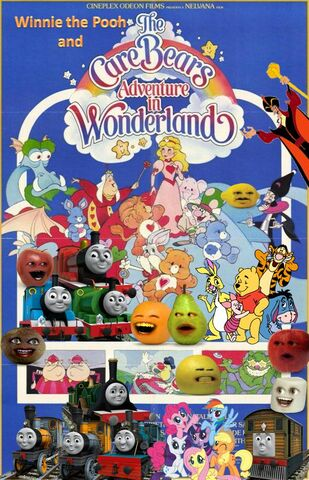 File:Winnie the Pooh and the Care Bear's Adventures in Wonderland Poster.jpg