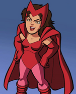 Scarlet Witch (Super Hero Squad)
