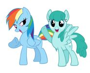 Rainbow and Medley