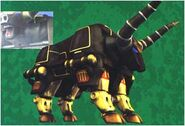 Buffalo Wildzord