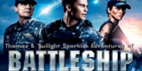 Thomas and Twilight Sparkle's Adventures of Battleship