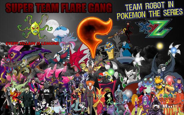File:Team Robot in Pokémon XY&Z Villains Poster (Remake 4).jpg
