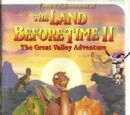 Pooh's Adventures of The Land Before Time II: The Great Valley Adventure