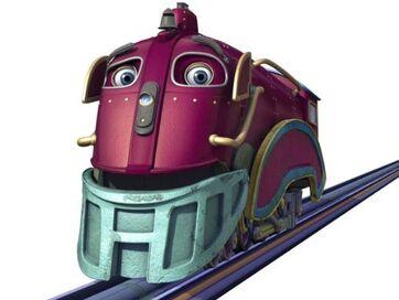 Speedy McAllister