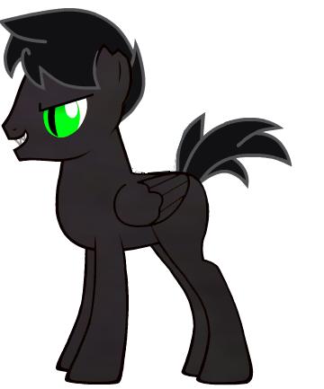 File:Splatter as a pony.png