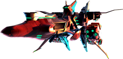 Egg carrier sonic 06 by mateus2014-d8oxoqg