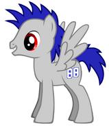 Tin Top's Pegasus form