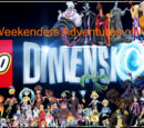 Weekenders Adventures of LEGO Dimensions