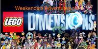 Weekenders Adventures of LEGO Dimensions