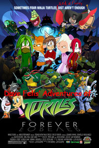 Dave Felis' Adventures of Turtles Forever