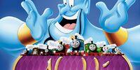 Thomas' Adventures of Aladdin