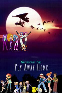 Weekenders Are Flying Away Home