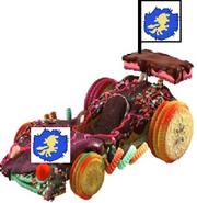 CMC cart